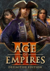 Age of Empires III: Definitive Edition (2020) plakat