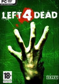 Left 4 Dead (2008) plakat