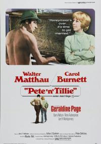 Pete i Tillie (1972) plakat