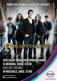 Bibliotekarze (2014) plakat