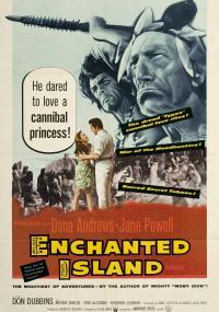 Enchanted Island (1958) plakat