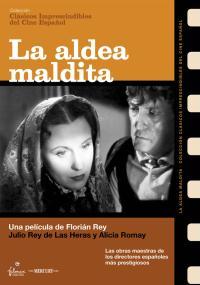 La Aldea maldita (1942) plakat