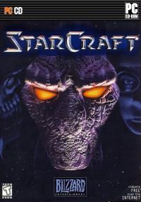 StarCraft (1998) plakat
