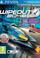WipEout 2048 (2012) plakat