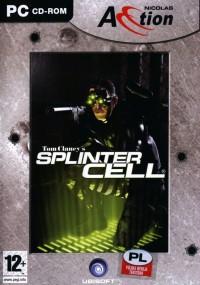 Tom Clancy's Splinter Cell (2003) plakat