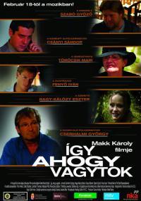 Így, ahogy vagytok (2010) plakat