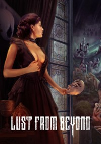 Lust from Beyond (2021) plakat