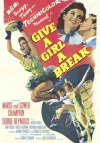 Dajcie dziewczynie szansę (1953) plakat