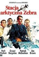 Stacja arktyczna Zebra (1968) plakat
