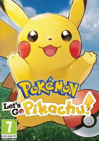 Pokémon: Let's Go, Pikachu! (2018) plakat