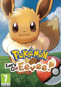 Pokémon: Let's Go, Eevee! (2018) plakat