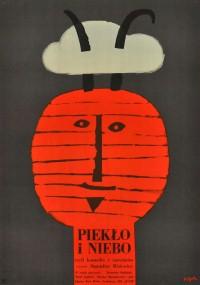 Piekło i niebo (1966) plakat