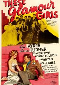 These Glamour Girls (1939) plakat