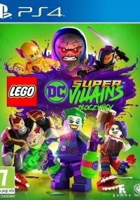 LEGO DC Super-Villains Złoczyńcy (2018) plakat