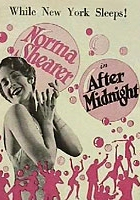 Po północy (1927) plakat