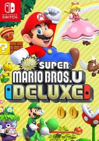 New Super Mario Bros. U (2012) plakat