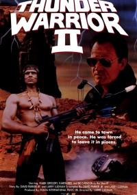 Thunder II (1987) plakat