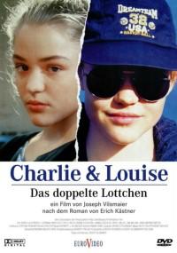 Charlie & Louise - Das doppelte Lottchen (1994) plakat