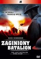 plakat - Zaginiony batalion (2001)