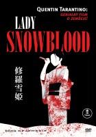plakat - Krwawa Pani Śniegu (1973)