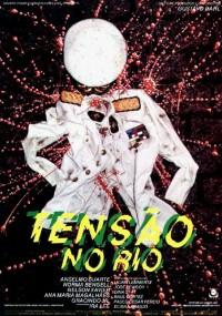 Tensão no Rio (1982) plakat