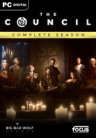 plakat - The Council (2018)