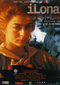 Ilona llega con la lluvia (1996) plakat