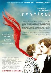 Restless (2011) plakat