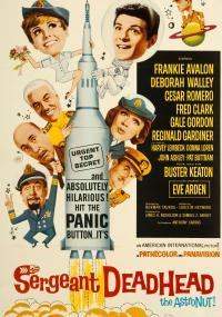 Sergeant Dead Head (1965) plakat