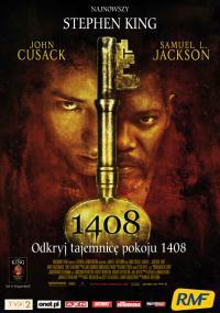 1408 (2007) plakat