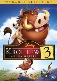 Król Lew 3: Hakuna Matata (2004) plakat