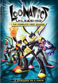 Loonatics: Unleashed (2005) plakat