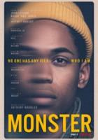 plakat - Potwór (2018)