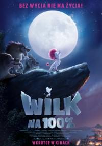Wilk na 100% (2020) plakat