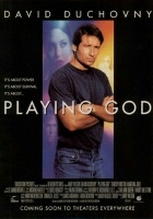 plakat - Udając Boga (1997)