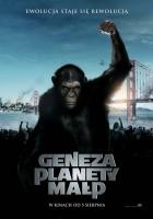 plakat - Geneza planety małp (2011)