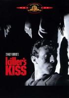 plakat - Pocałunek mordercy (1955)