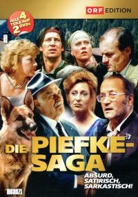 Die Piefke-Saga (1990) plakat