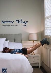 Lepsze życie (2016) plakat