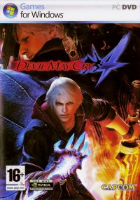 Devil May Cry 4 (2008) plakat