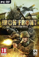 plakat - Iron Front - Liberation 1944 (2012)