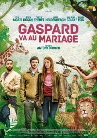 Gaspard jedzie na ślub (2018) plakat