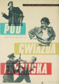 Pod gwiazdą frygijską (1954) plakat