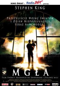 Mgła (2007) plakat