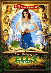 Ella zaklęta (2004) plakat
