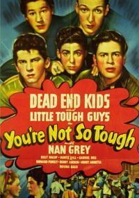 You're Not So Tough (1940) plakat