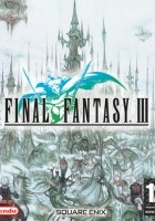 Final Fantasy III (1990) plakat