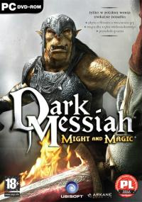 Dark Messiah: Might and Magic (2006) plakat