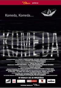 Komeda, Komeda... (2012) plakat