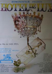 Hotel de lux (1992) plakat
